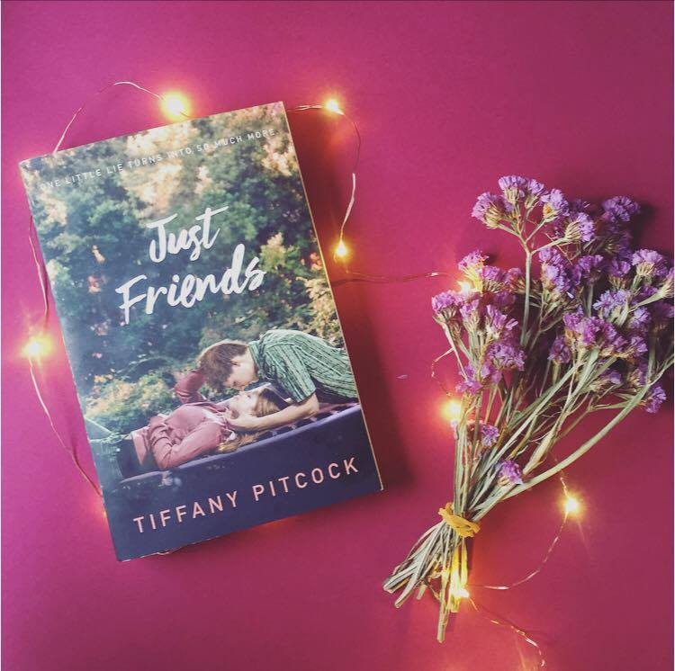 Just Friends Book