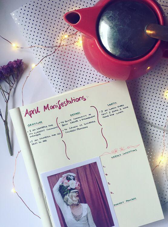 April Manifestations